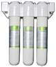 Air Water Life TriPart Aqua-Filter Deluxe 3.0 - Featuring 3-Stage Particulate, Activated Carbon & Ultra-Filtration Water Filters